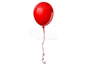 Kırmızı Uçan Balon